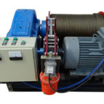Comparison between Construction Winch and Marine Winch