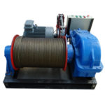 Classifications and Features of Winches