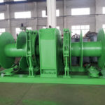 Basic Information of Mooring Winch