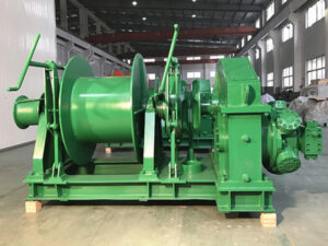 Quality anchor mooring winch