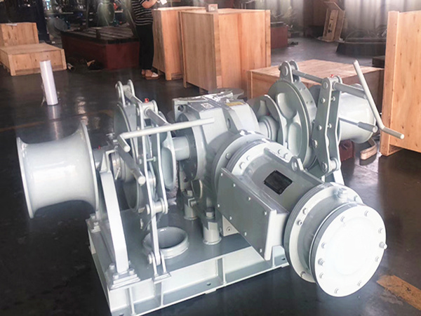 Electric marine anchor winch for sale