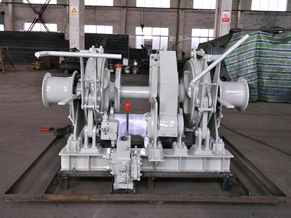 Hydraulic offshore winch for sale