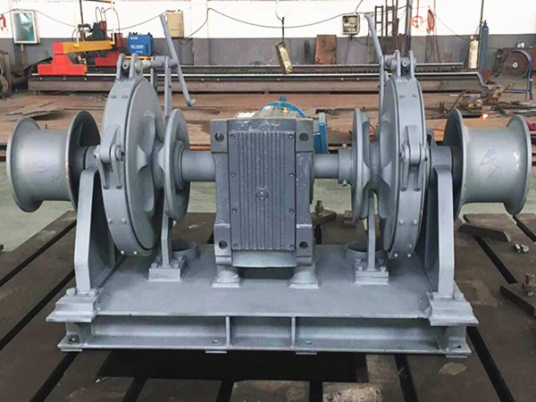 quality drum anchor winch for sale