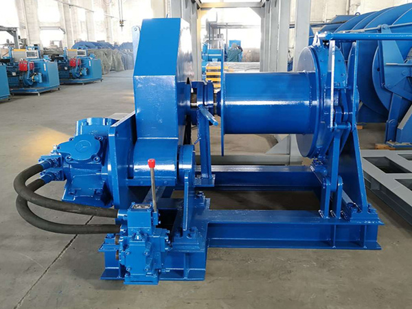 hydraulic ship winch for sale