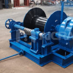 5 ton Electric Winch Ready for Delivery