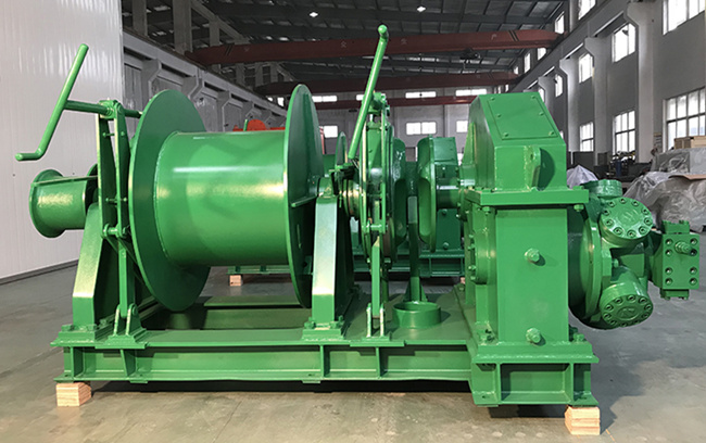 5ton marine winch for sale