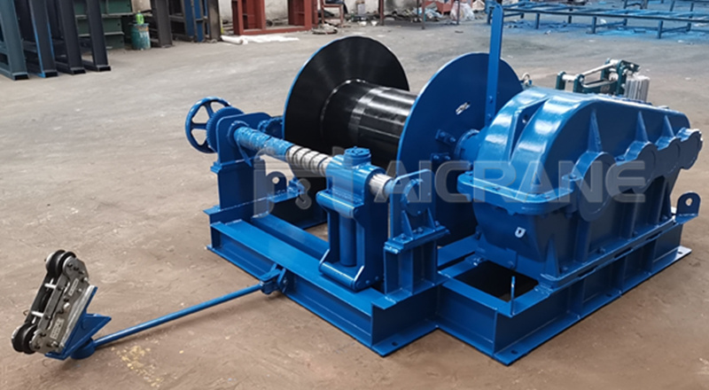 5ton winch to Australia