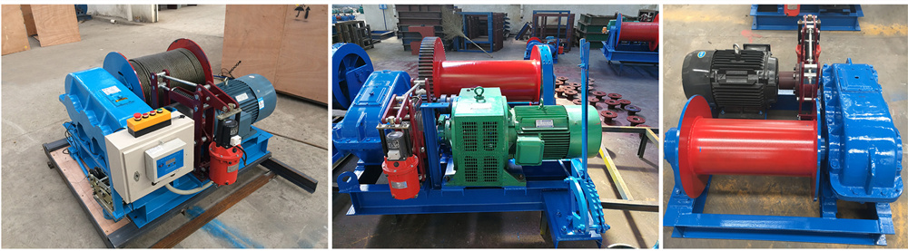 Aicrane winches with good quality