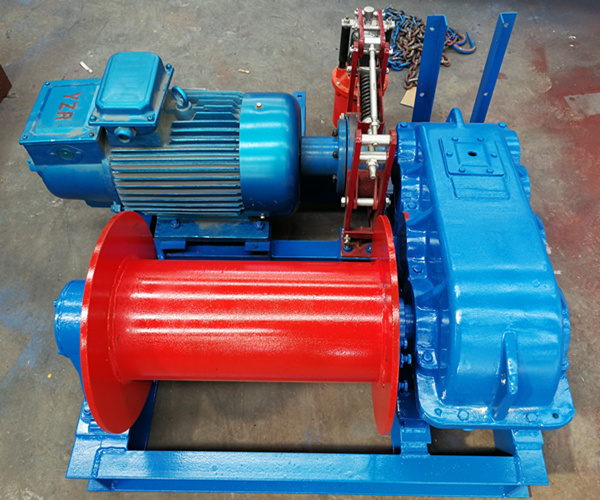 electric construction winch for sale