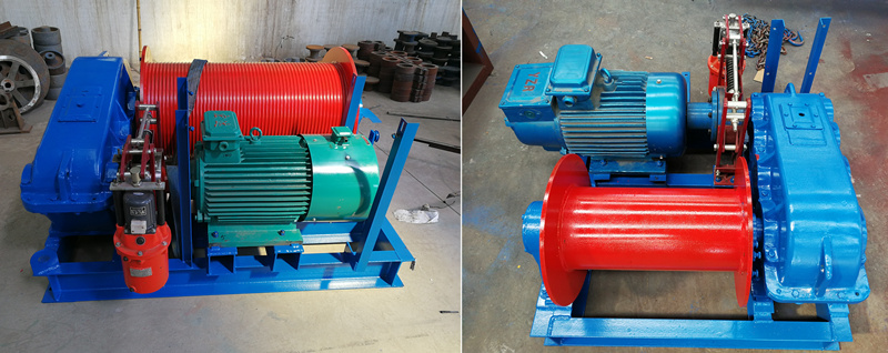 construction winch with competitive price