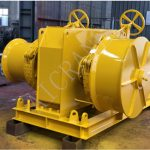 10ton Electric Marine Winch for Our Customer
