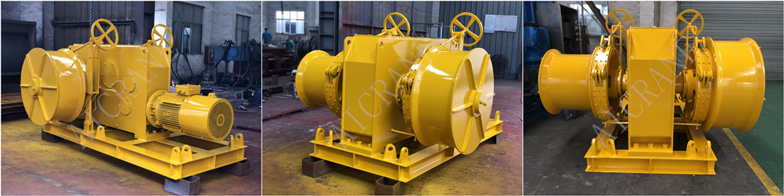 10ton electric winch for sale