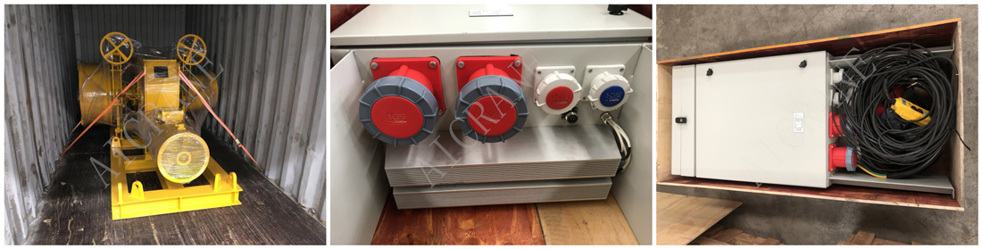 marine electric winch for sale