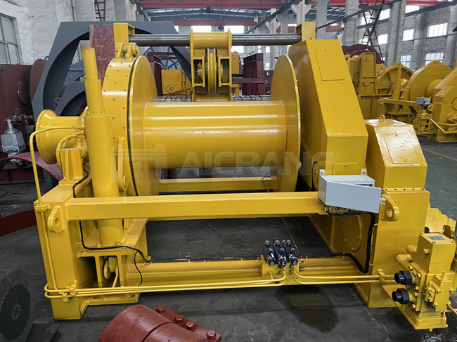 30 ton mooring winch for sale