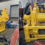 30ton Hydraulic Mooring Winch for Our Customer
